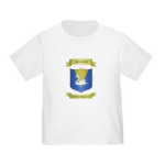 Print your crest on: Toddler T-Shirt