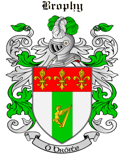 BROPHY family crest